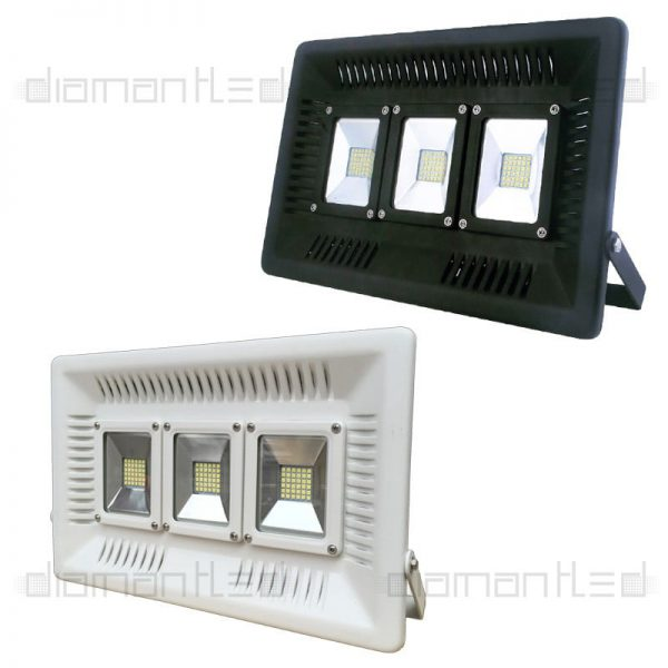 Led Froid Ultraslim Blanc 100w Projecteur dBoxeC