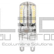 Ampoule led G9 220v blanc froid smd